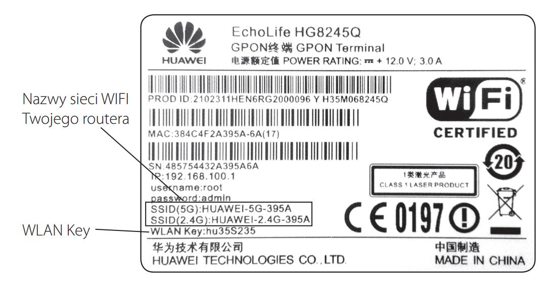 Echo Life HG8245Q WiFi