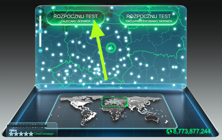 speedtest netia