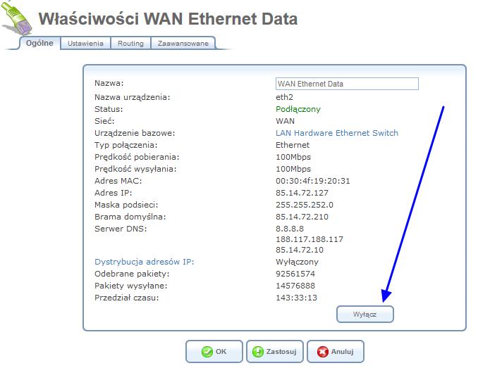 Access point WiFi Netia Spot